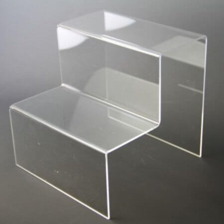 Perspex Display Shelf