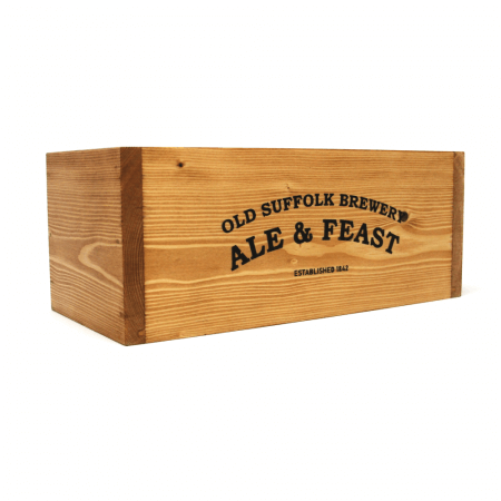 Printed Wooden Condiment Box