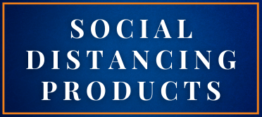 social distancing products, floor stickers, hand sanitiser, hand gel, surface cleaners, face mask, signs, hazard tape, banners, posters,